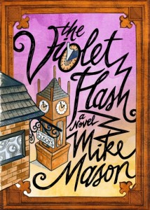 The Violet Flash by Mike Mason
