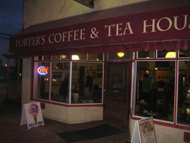 Porter's Coffee and Tea House